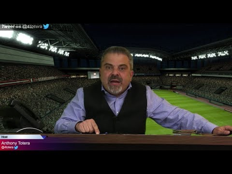 Anthony Totera LOSES IT over Italy's failure to make World Cup