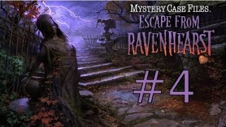 Mystery Case Files: Escape from Ravenhearst Walkthrough part 4