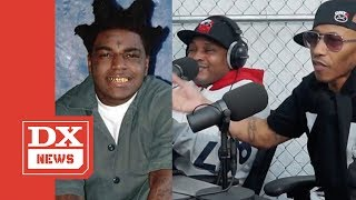Onyx Gets Pushed To The Limit Over Kodak Black Question