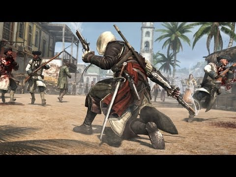 Assassin S Creed Iv Black Flag Xbox One Gameplay Youtube