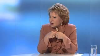 Интервью Валентины Матвиенко Алексею Венедиктову(, 2014-02-25T08:27:38.000Z)