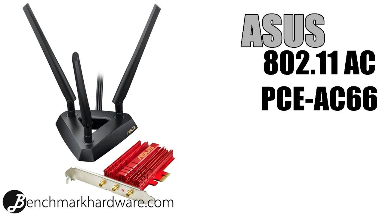 ASUS PCE-AC66 WINDOWS VISTA DRIVER DOWNLOAD