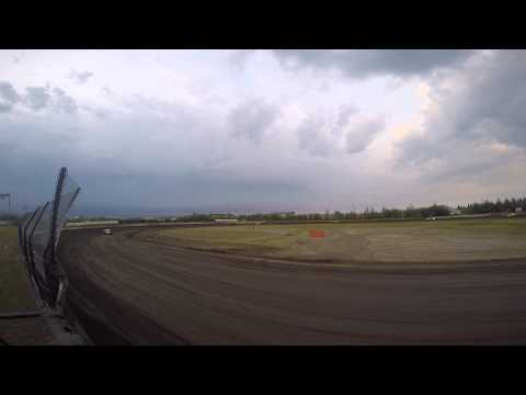 Late Model / Modified Main Event - Mitchell Raceway - 6/20/2015