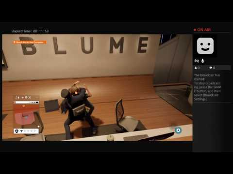 Fuck you blume [WATCH DOGs 2]