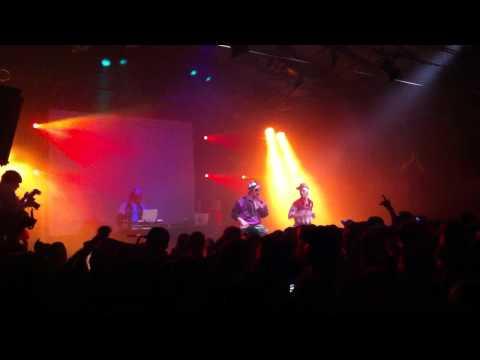 Money Boy live in Heidelberg - Warming Up HD