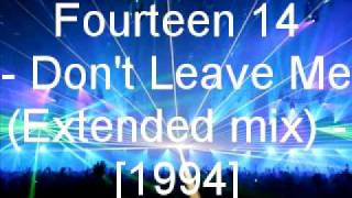 Fourteen 14 - Don