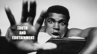 Muhammad Ali speaks on the difference in Africa & the U.S.