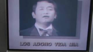 Armando Manzanero  Adoro 1960's