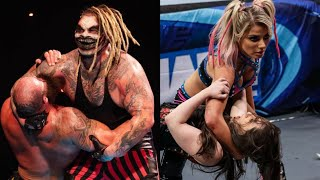 WWE THE FIEND BRAY WYATT AND ALEXA BLISS ALL SISTER ABIGAIL (APRIL TO OCTOBER 2020)