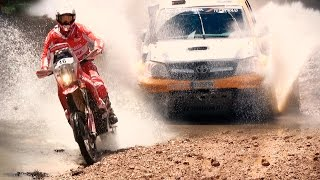 FIA | FIM | World Cup Cross Country Rallies | Baja Aragón 2016 | 4k