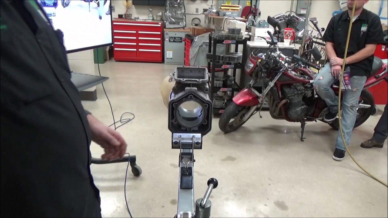 How and why to chamfer 2 stroke cylinder after boring  It's not an option!