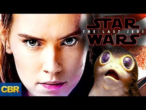 10 Star Wars The Last Jedi Theories We Hope Come True