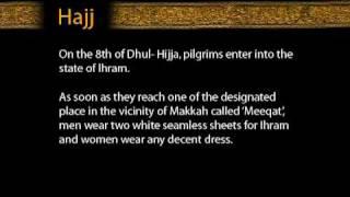 Hajj - On the 8th Dhul-Hijja