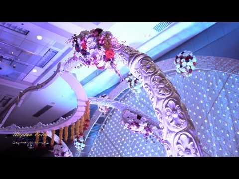 Magnificent Elephant Tusk-Style Wedding Mandap