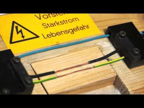 Siemens Fehlerstrom-Schutzeinrichtungen - Funktion der FI-Schutzschalter
