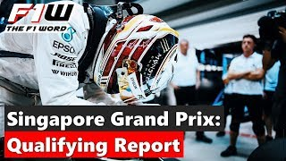 Singapore Grand Prix: Qualifying Report
