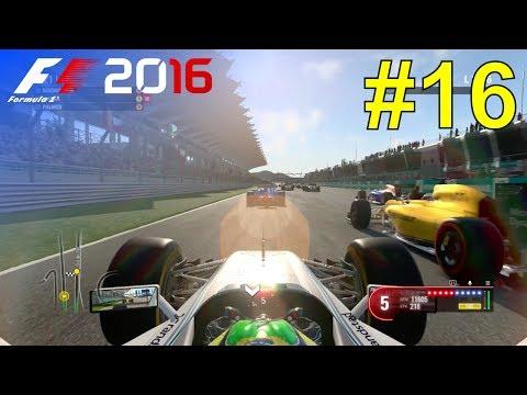 F1 2016 - Let's Make Massa World Champion #16 - 100% Race 'Malaysia'