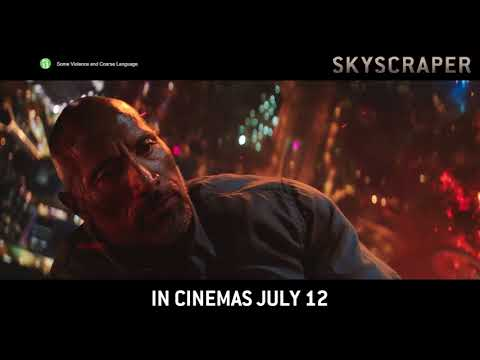 Skyscraper Trailer J | In Cinemas July 12th