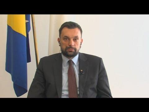 Gost Dnevnika - Elmedin Konaković, premijer KS