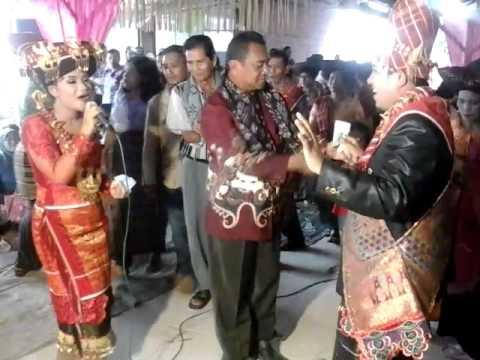 Pernikahan adat karo Andreas n Rimna