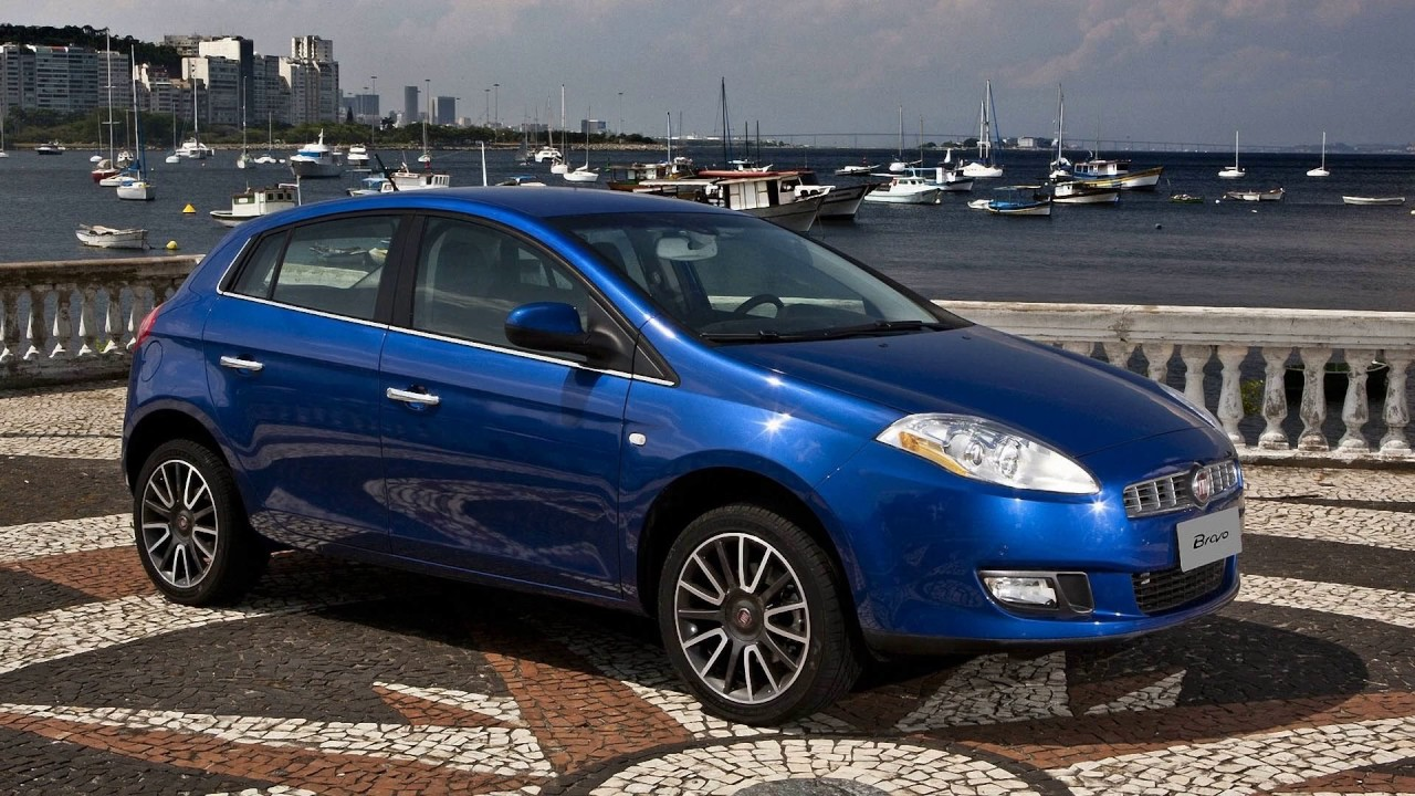 Fiat bravo 2017