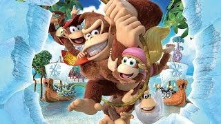 Donkey Kong Country: Tropical Freeze - Test-Video zum Jump & Run für WiiU (Gameplay)