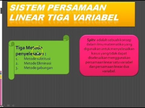 sistem-persamaan-linier-tiga-variabel-(-spltv)