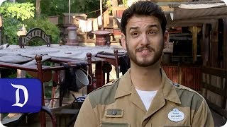 Every Role a Starring Role - Jungle Cruise Skipper at the Disneyland Resort