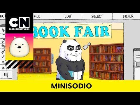 LA FOTO DE PERFIL DE PANDA | Escandalosos | CN Minisodios | Cartoon Network