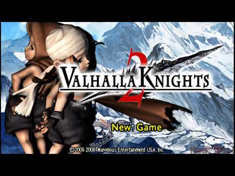 Valhalla Knights 2 Psp Gameplay In Hd Ppsspp Youtube
