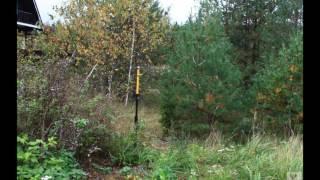 Д.дубки70 км от МКАД , газ на участке, сосны, ...