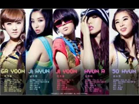 4 minute - Why (full mp3 with download link) HQ
