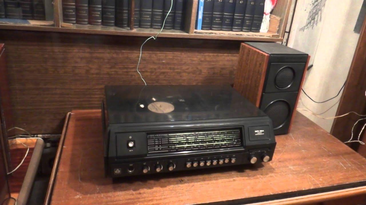 Тест ION Audio MOTION DELUXE BROWN USB - виниловый проигрыватель .