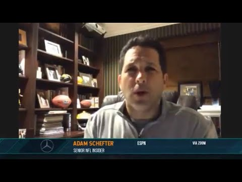 Adam Schefter Told Dan Patrick His Aaron Rogers Story Draft Day Story Was Made Up, Not From The QB