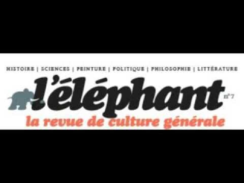 Vidéo RTL - Pub L'éléphant, la revue de culture générale