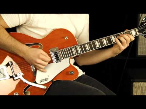 Gretsch G5420T Electromatic Hollow Body Tone Review and Demo