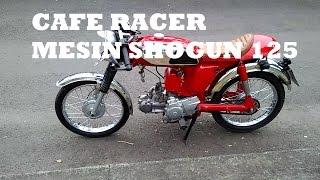 cafe racer yamaha l2g mesin shogun 125