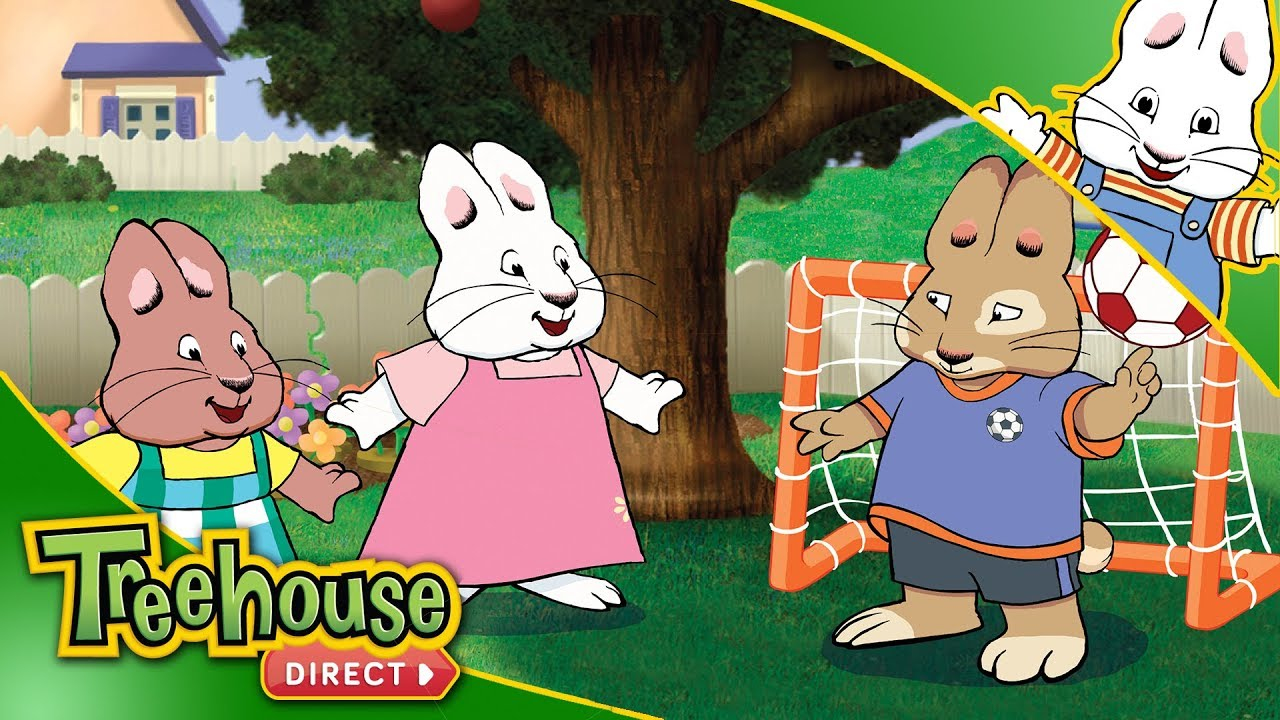 Max and Ruby | TOP EPISODES! Part. 10
