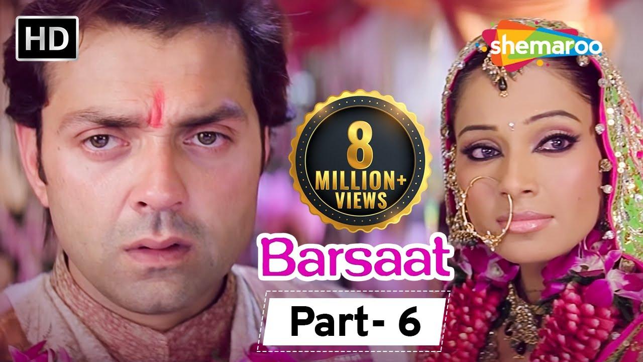 Download तेरी दुल्हन सजाऊंगी   Barsaat - Movie In Part 06   Bipasha Basu   Priyanka Chopra   Bobby Basu