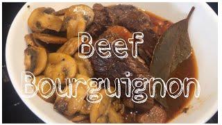 BEEF BOURGUIGNON (SLOWCOOKED)|Mga Char Sa Kusina