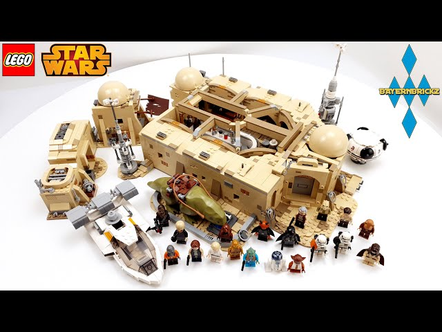 Lego Star Wars - 75290 Mos Eisley Cantina - Master Builder Series UCS
