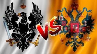 Турнир Казаки 2. Пруссия VS Россия
