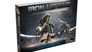 Preview: Iron League - Board Game Brawl