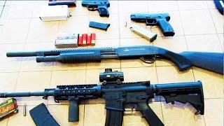 My Guns (Chaos Armory Vlog) | Chaos