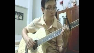 Giã Từ Dĩ Vãng- guitar solo
