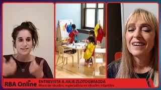 Entrevista a Julie Zlotogwiazda