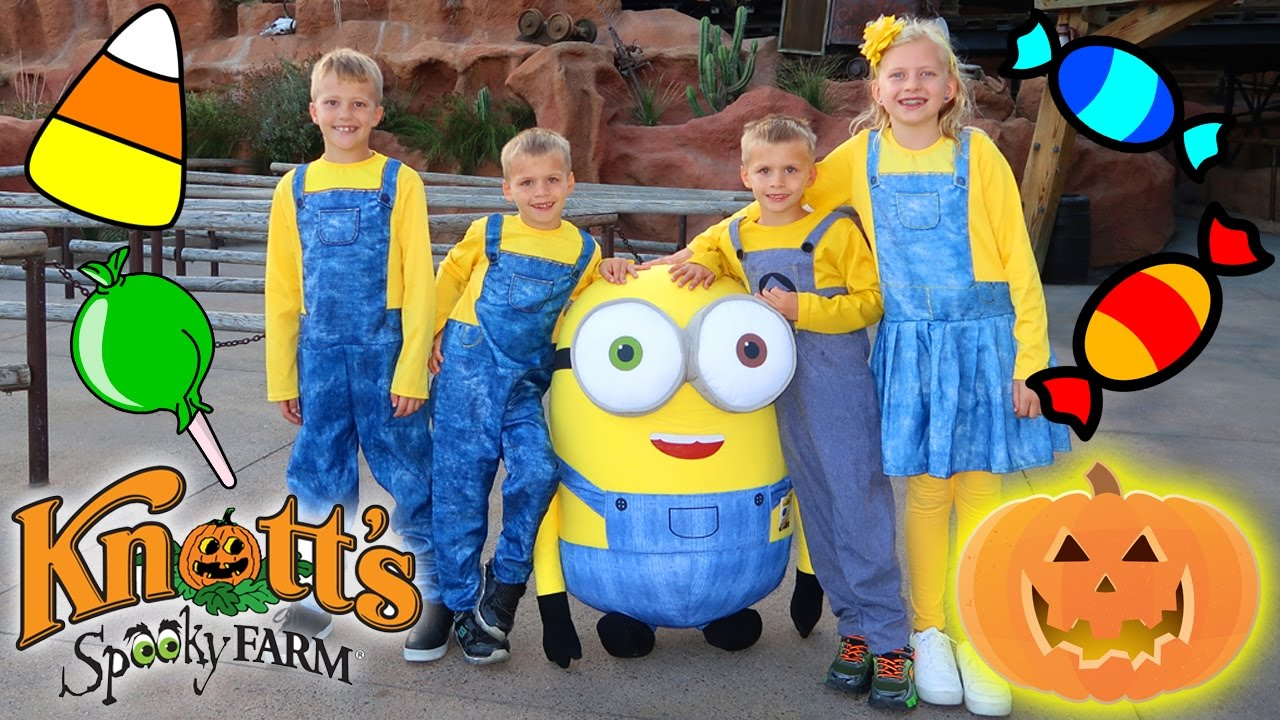 halloween fun at knotts spooky farm knotts berry farm youtube - Farm Halloween