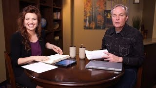 Andrew's Live Bible Study - Andrew Wommack - April 11, 2017