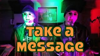 Take a Message - Remy Shand cover