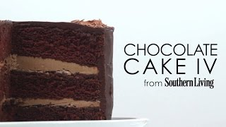 How To Make The Best Chocolate Layer Cake | Myrecipes
